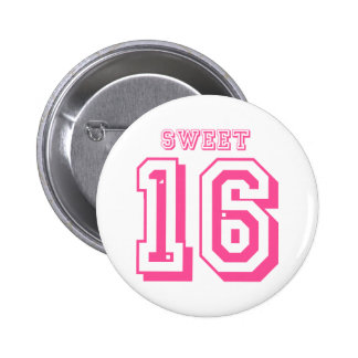 Sweet 16 pin