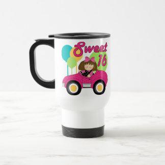 Sweet 16 Birthday Coffee Mugs