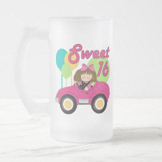 Sweet 16 Birthday Mugs