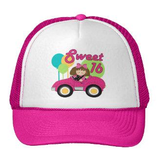 Sweet 16 Birthday Trucker Hats