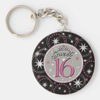 Sweet 16 Keychain