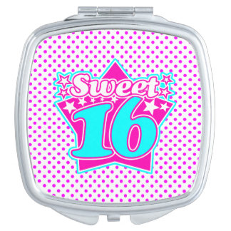 Sweet 16 mirrors for makeup