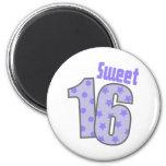 Sweet 16 (Purple Dots And Stars)