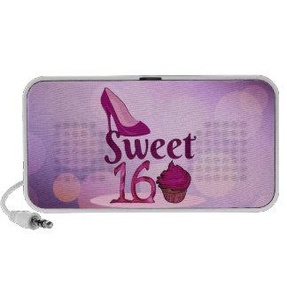 Sweet 16 mp3 speaker