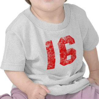 Sweet 16th Birthday Gifts Tshirts