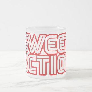 Sweet Action College Retro 80s Humor Coffee Mug