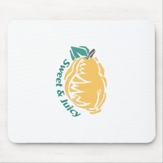 SWEET AND JUICY MOUSE PAD