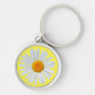 Sweet and simple daisy key ring