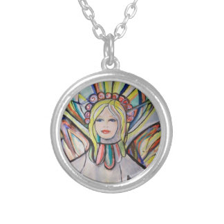 Sweet Angel Necklace