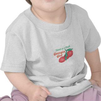 Sweet As A Peach Georgia Gi T-shirt