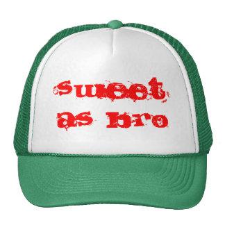 Sweet As Bro Hats