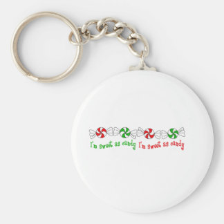 SWEET AS CANDY KEY CHAIN