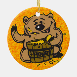 Sweet As Honey Christmas Ornament