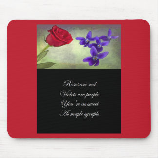 Sweet as Maple Syruple Mouse Pad