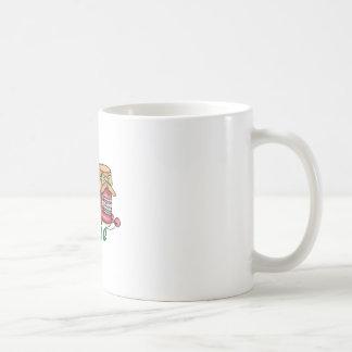SWEET AS PIE CLASSIC WHITE COFFEE MUG