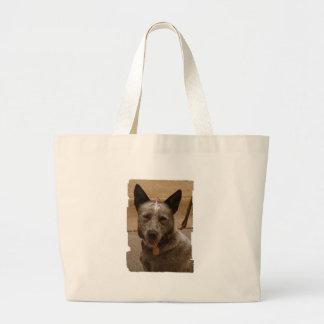 Sweet Australian Cattle Dog Bags