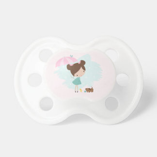 Sweet baby girl 0-6 months BooginHead® Pacifier