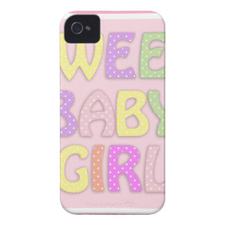 Sweet Baby Girl iPhone 4 Cases
