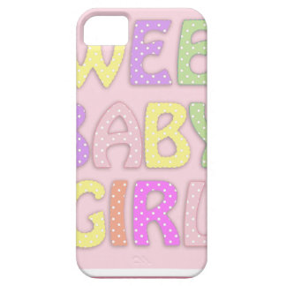 Sweet Baby Girl iPhone 5 Cases