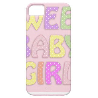 Sweet Baby Girl iPhone 5 Cases