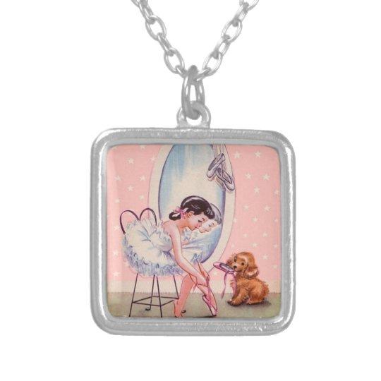 Sweet Ballerina Necklace