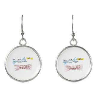 Sweet Bats Earrings