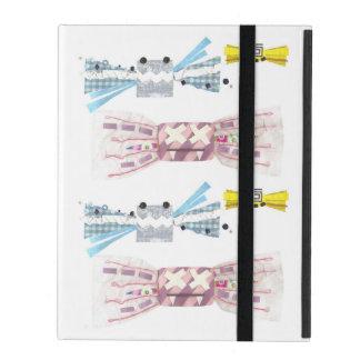 Sweet Bats I-Pad 2/3/4 Case iPad Folio Case