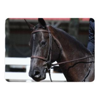 Sweet Bay Horse 13 Cm X 18 Cm Invitation Card
