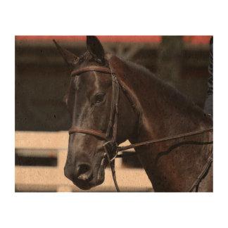 Sweet Bay Horse Cork Fabric