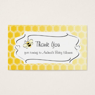 Sweet Bee Business Card