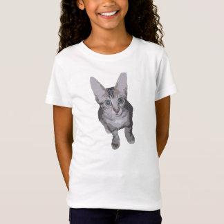 Sweet Big Eyes Kitten Shirt