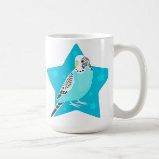 Sweet Bird Parakeet Coffee Mug