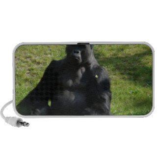 Sweet Black Monkey Gorilla Speakers