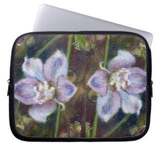 Sweet Bloom Laptop Sleeve