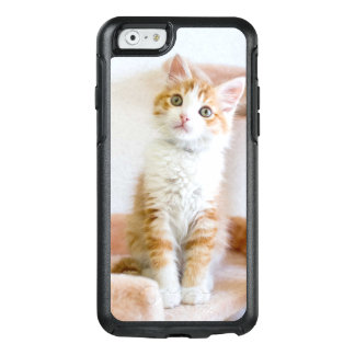 Sweet Blue Eyed Kitty OtterBox iPhone 6/6s Case