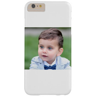 sweet boy image barely there iPhone 6 plus case