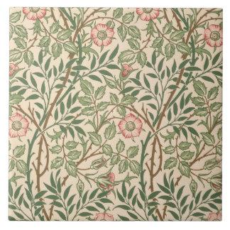 'Sweet Briar' design for wallpaper, printed by Joh Tile
