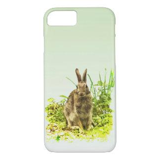 Sweet Brown Bunny Rabbit iPhone 7 Case