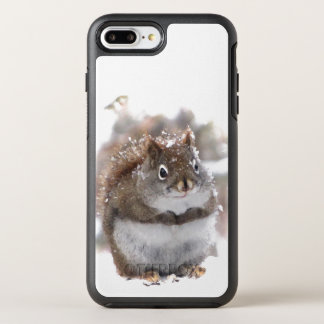 Sweet Brown Squirrel Animal OtterBox Symmetry iPhone 8 Plus/7 Plus Case