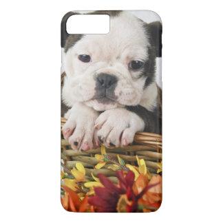 Sweet Bulldog Puppy iPhone 8 Plus/7 Plus Case
