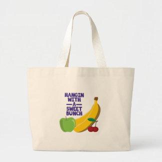 Sweet Bunch Jumbo Tote Bag