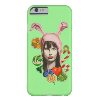 sweet bunny barely there iPhone 6 case