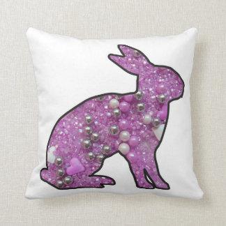 Sweet Bunny double-sided Cushion