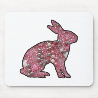 Sweet Bunny Mouse Mat