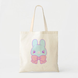 Sweet Bunny Tote Budget Tote Bag