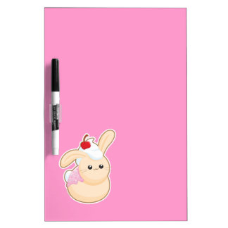 Sweet Buns Dry Erase Whiteboard