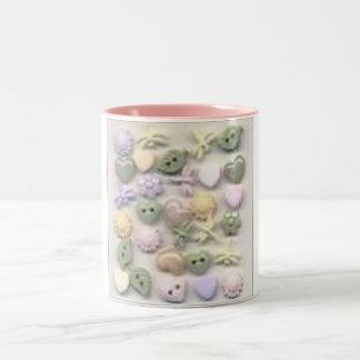 Sweet Buttons Mug