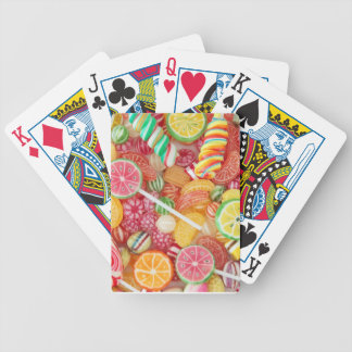 Sweet Candy Playing Cards