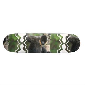 Sweet Capuchin Monkey Skateboard