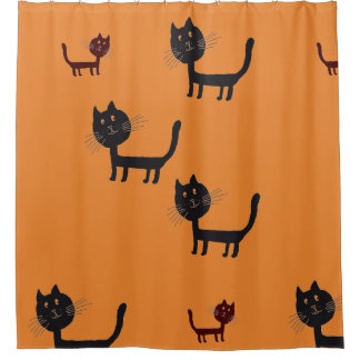 Sweet Cats Shower Curtain